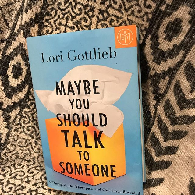 Profoundly moving - highly, highly recommend #bookstagram #whatimreading #booknerd thank you @lorigottlie1b for your bravery in sharing your story
