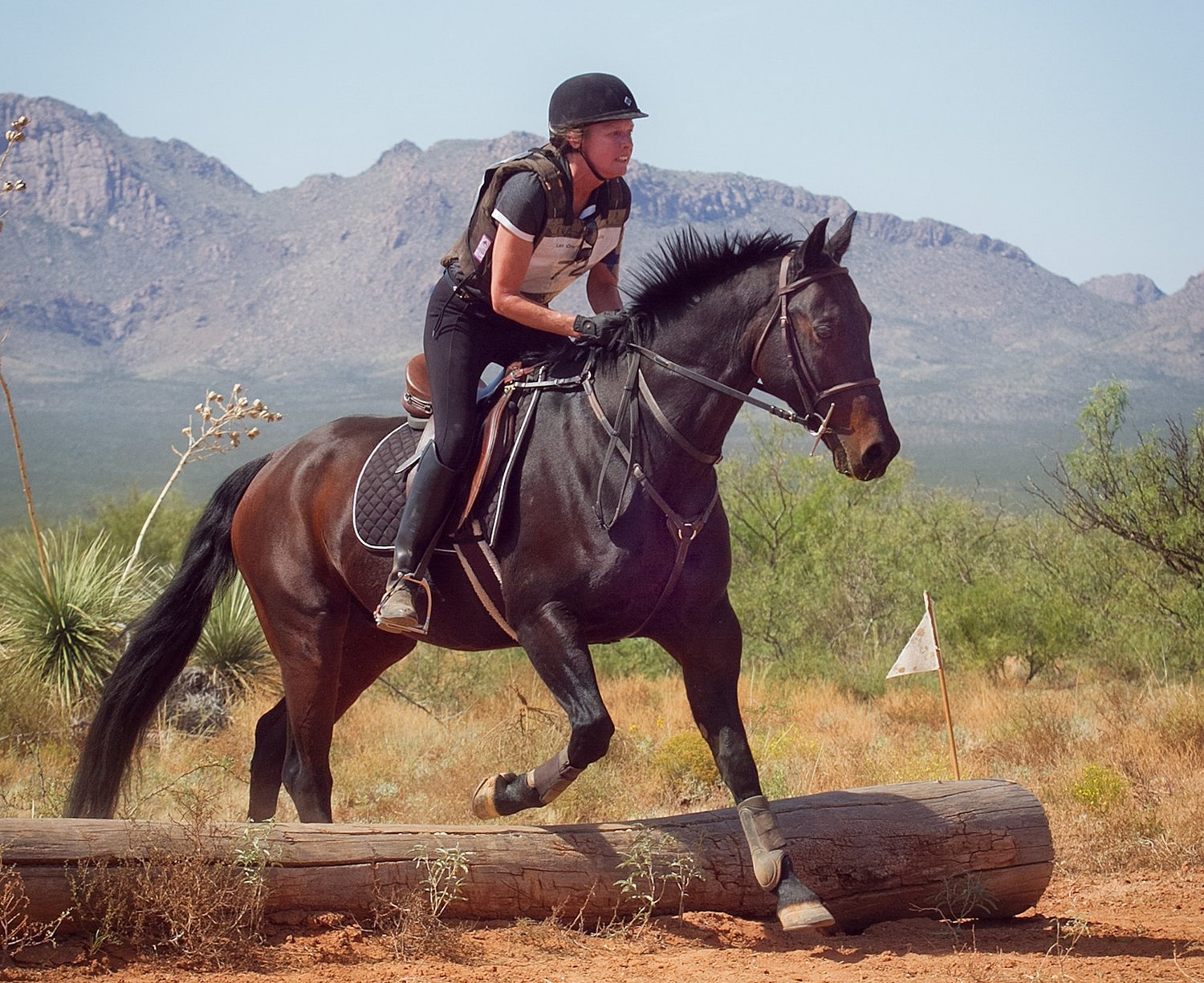 Our People — Goose Downs Farm | 3 Day Eventing in the Southwest