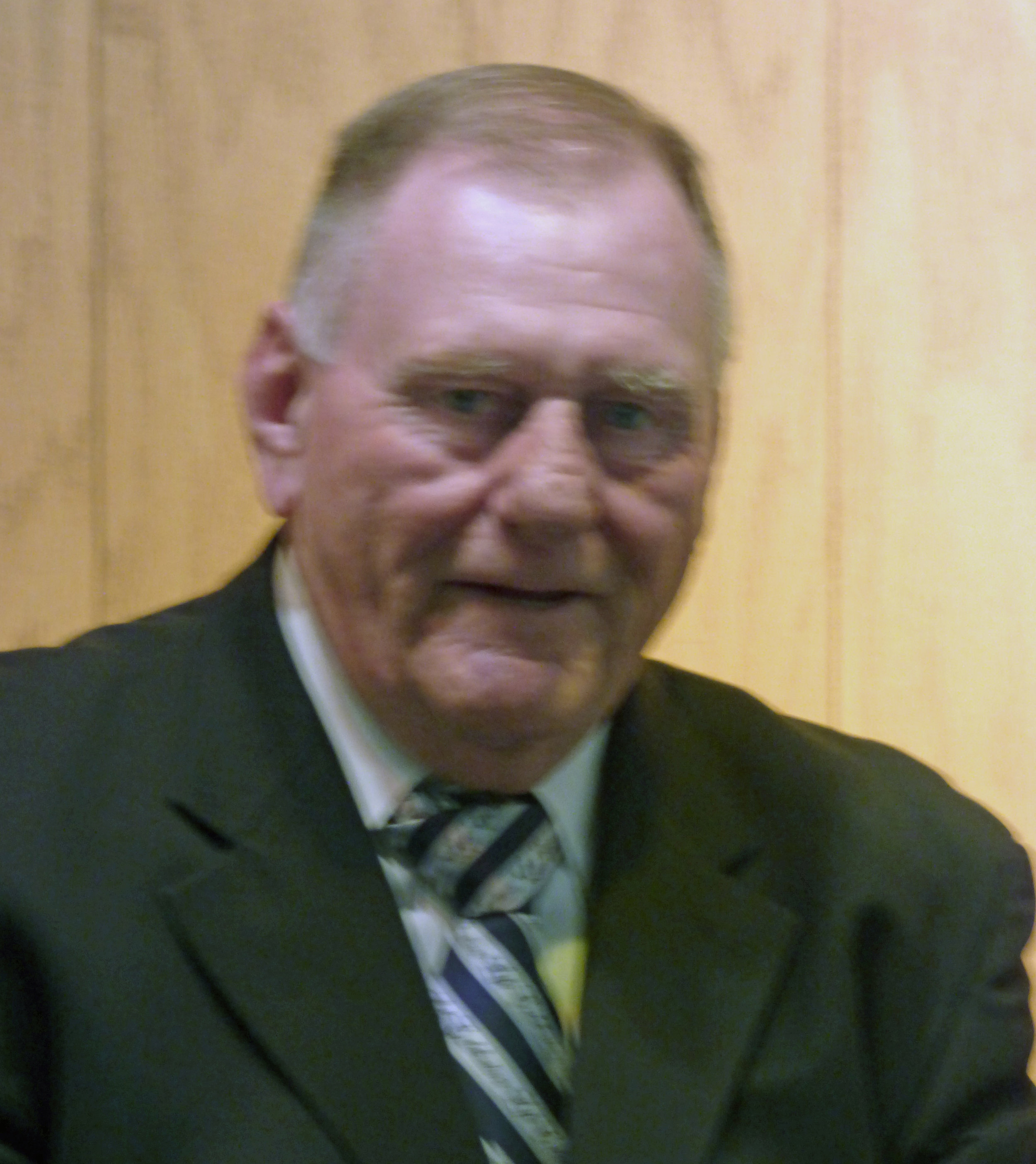 Hugh Ott