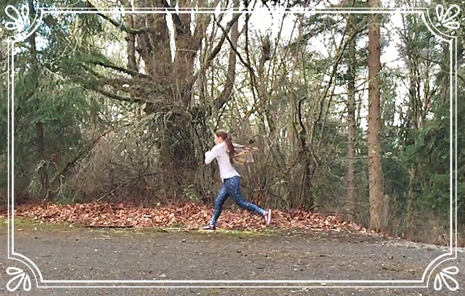 The Long Haired Runner