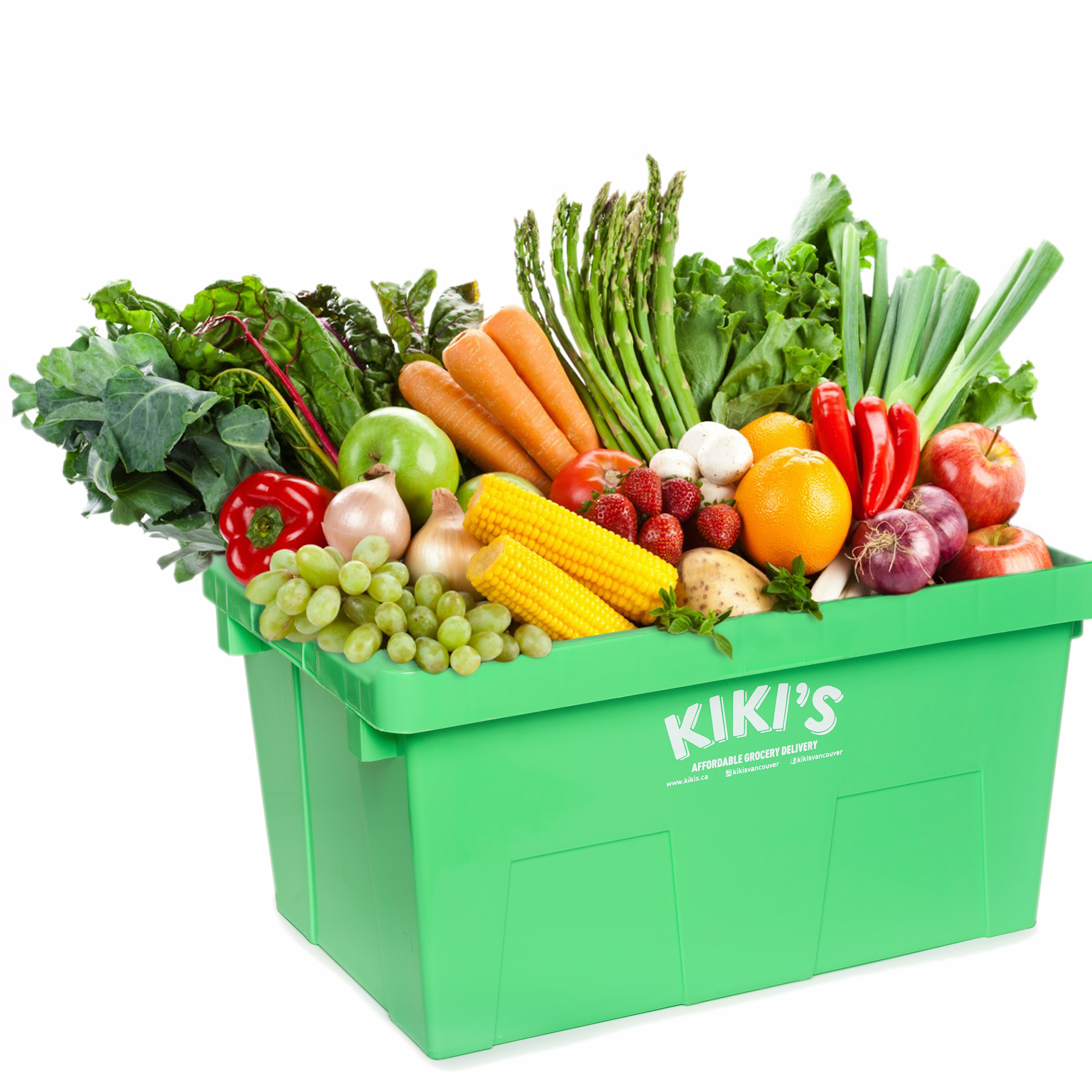 We Deliver! - Check out our new delivery service, Kiki's.The Same Great PricesNo LineupsFree Delivery over $30