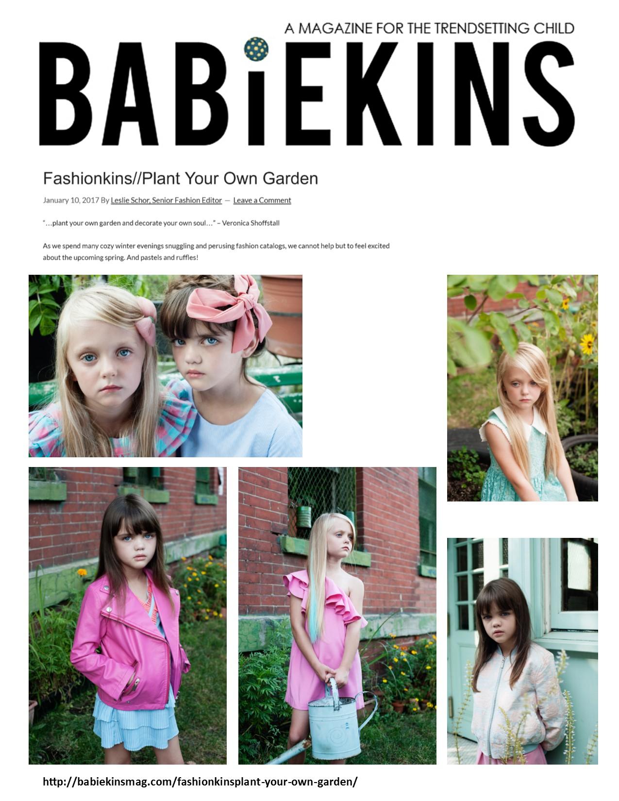 Babiekins Blog Plant your own Garden