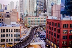Motorola is moving offices to downtown Chicago, citing the benefits of access to transit.
