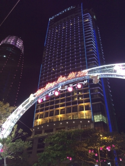 Da Nang is a growing city with a population that is expected to double between 2010 - 2020