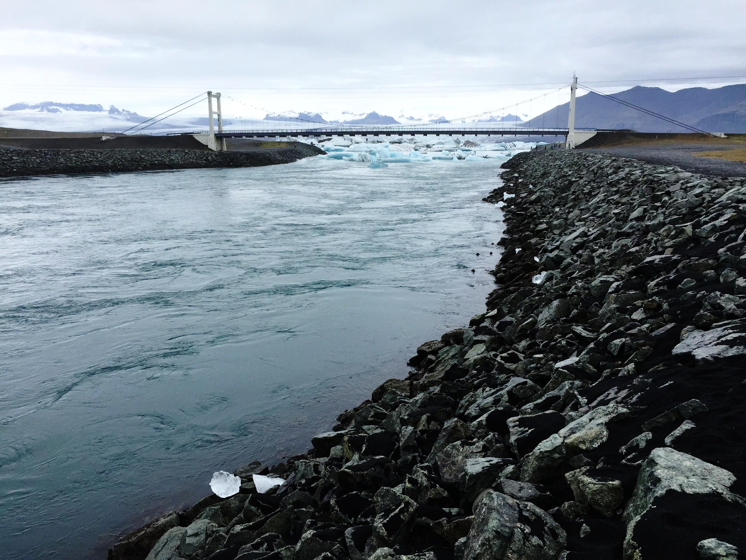 My favorite bridge in Iceland
