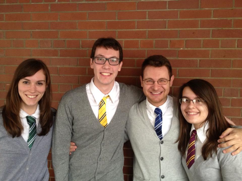 Harry Potter Double Reed Quartet