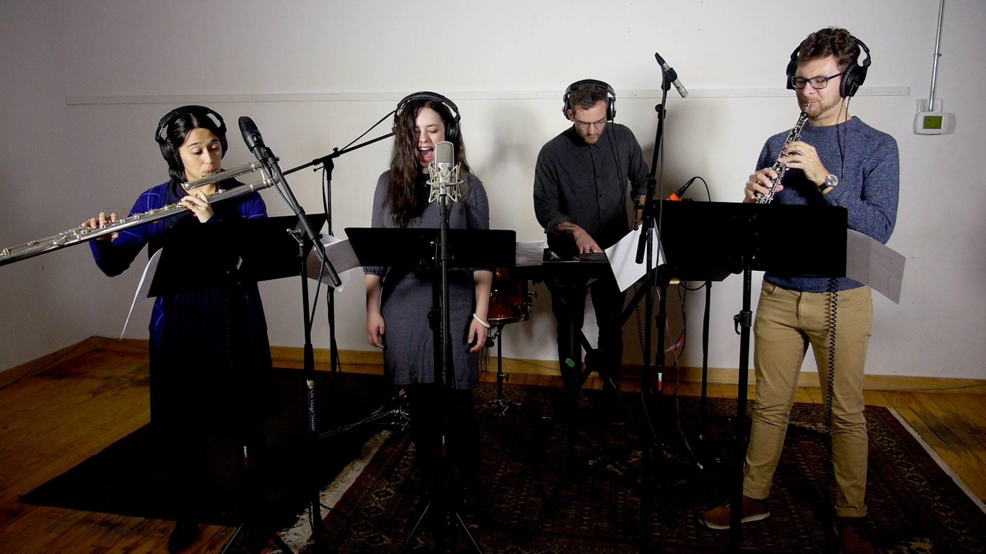 Fonema Recording Session