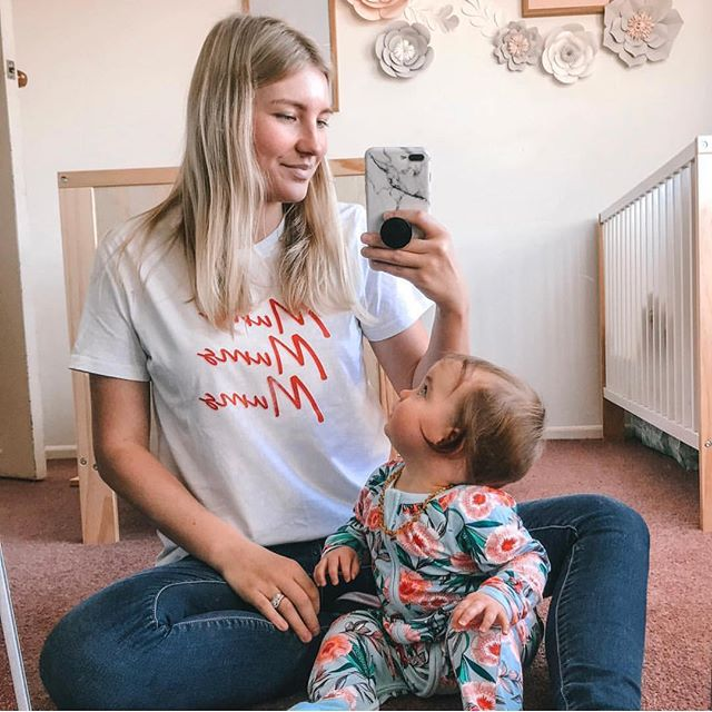 Mums mums mums tees in action via @wearethewatsons have you got yours yet?! 😍😍