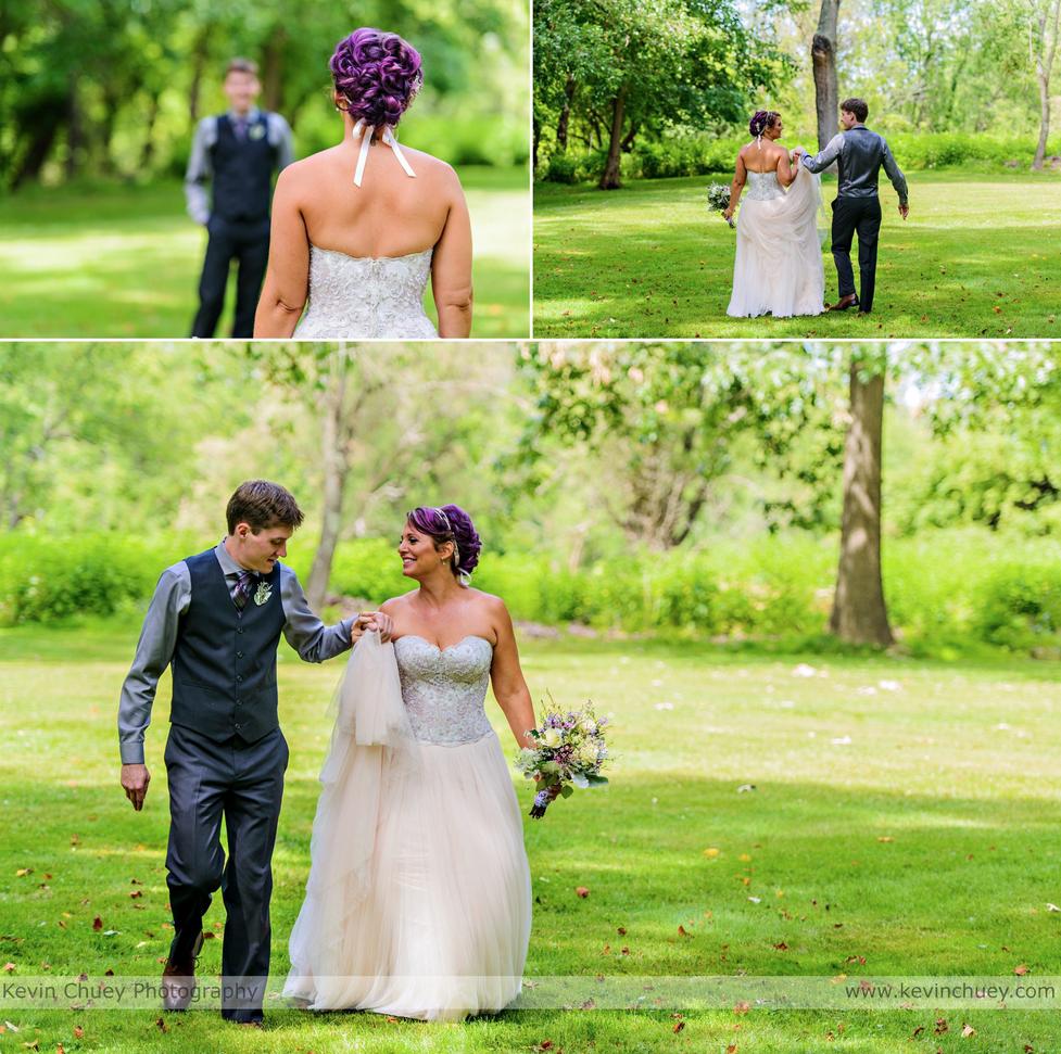 Jenn & Nick - the new Mr. and Mrs.!