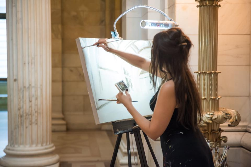 live wedding painting - courthouse 2.jpg