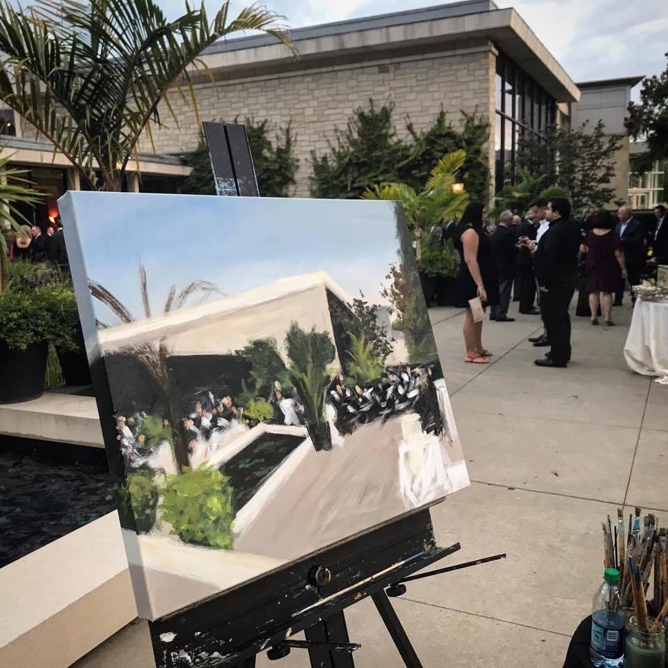 live wedding painting - botanical garden 2.jpg
