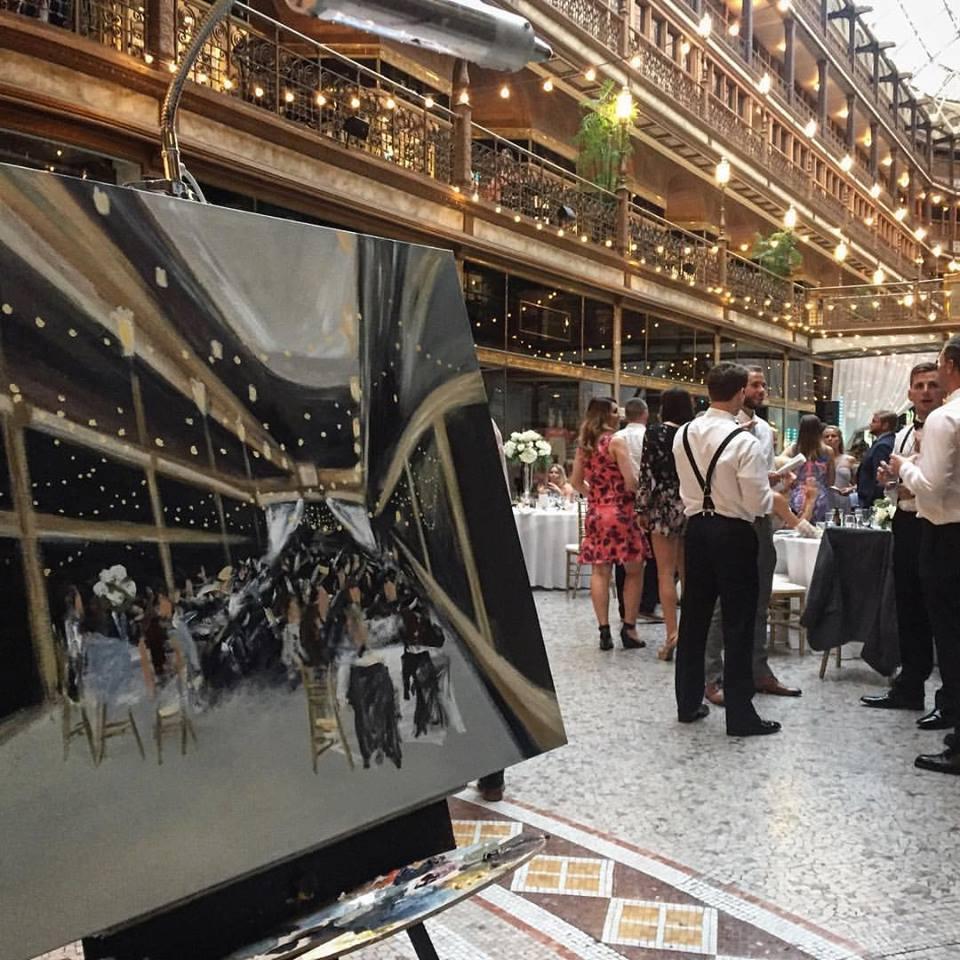 live wedding painting - arcade - 1.jpg