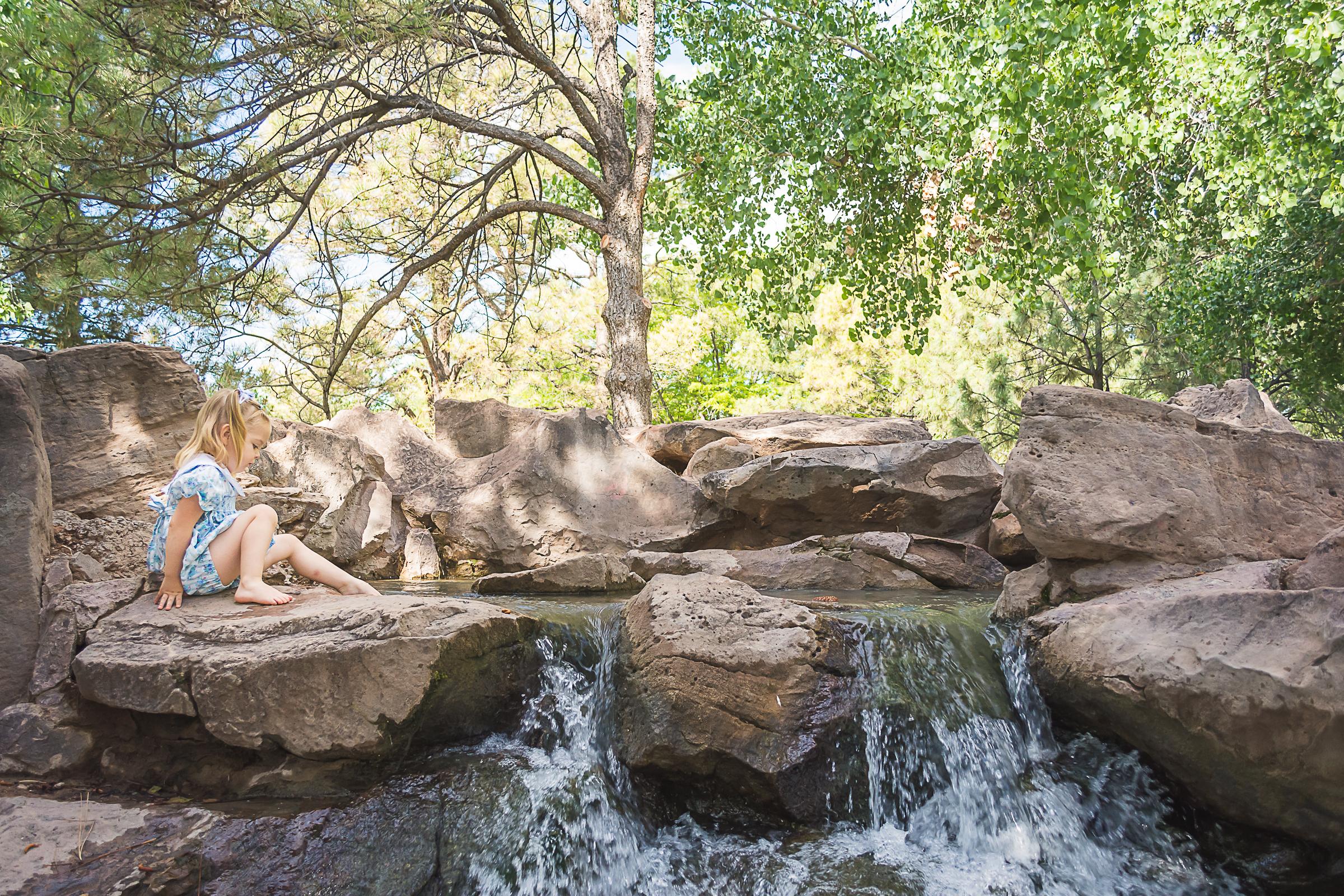 © Nicole Bradshaw Photography 2015; Lillie's Third Birthday- UNM Duck Pond; Albuquerque Wedding Photographer, New Mexico Photographer, Los Lunas Photographer, Belen Photographer, Senior Portrait Photographer, Ruidoso Photographer, Taos Photographer, Farmington Photographer