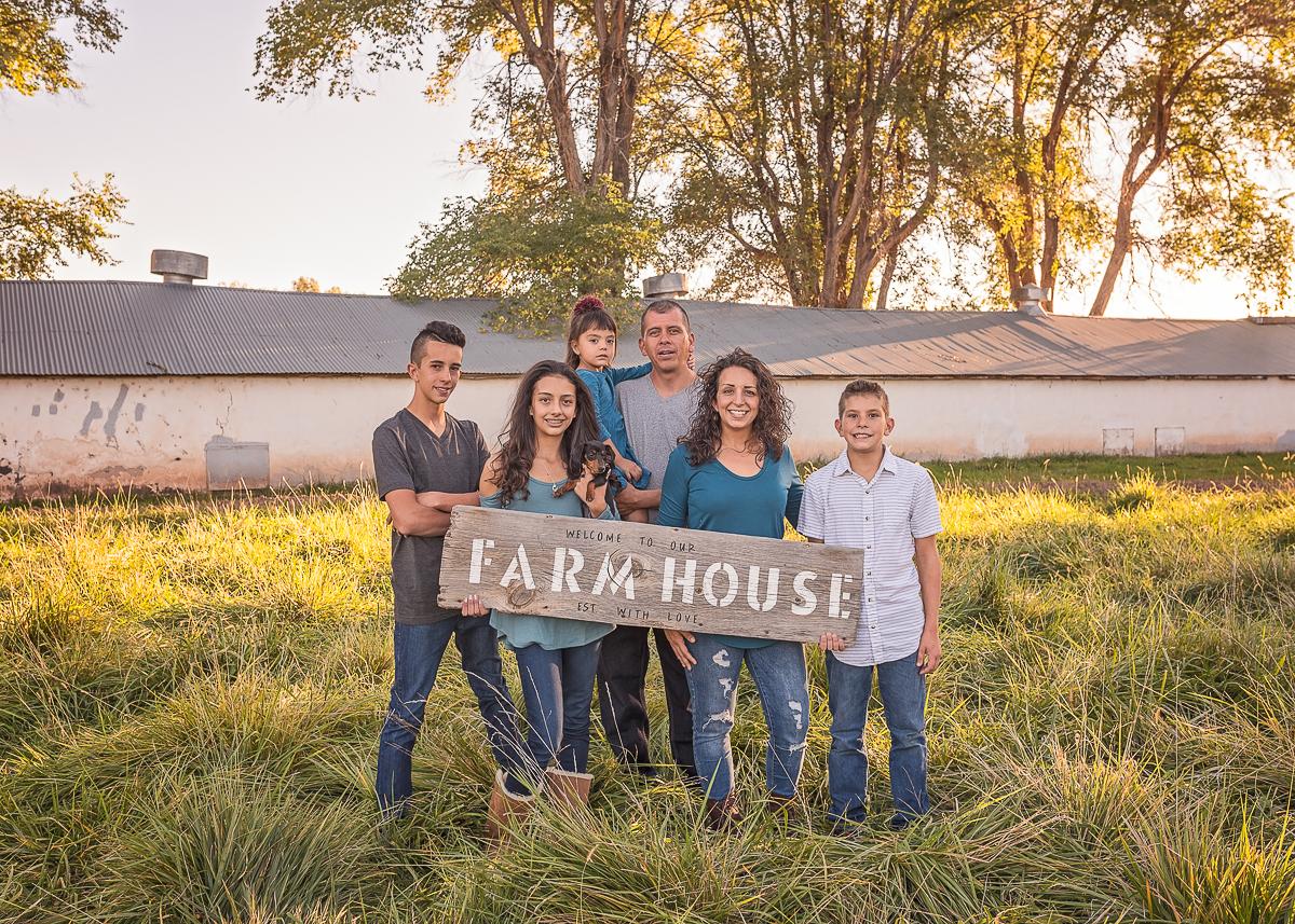 © Nicole Bradshaw Photography 2017; The Romero Family- Bosque Farms, New Mexico; Belen Family Photographer, Belen Maternity Photographer, Belen Newborn Photographer, Belen Senior Photographer, Belen Wedding Photographer