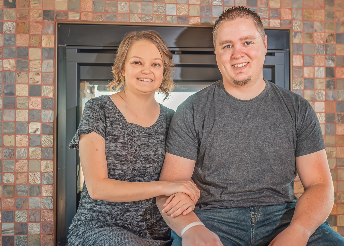 LDS Family Photographer, LDS Wedding Photographer, Los Lunas In-Home Portrait Session, Los Lunas, New Mexico, Couple's Portrait, Family Portrait
