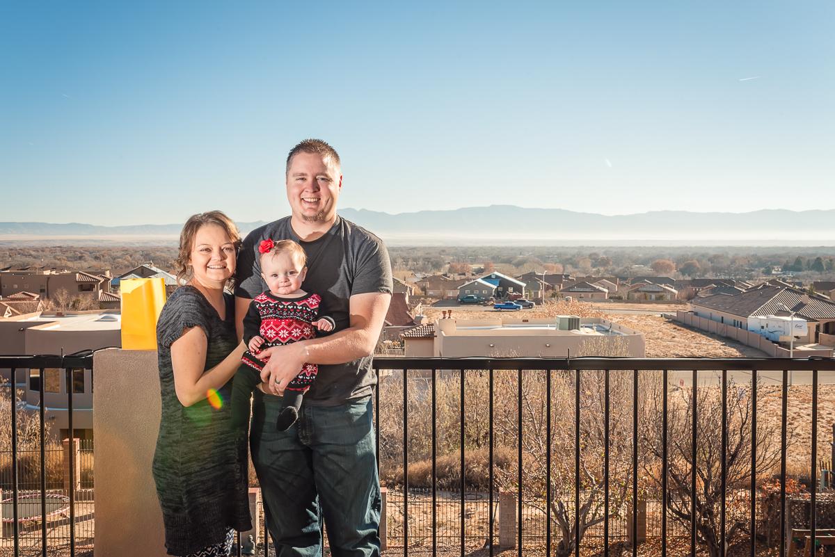 Los Lunas, New Mexico, Family Portrait, Christmas Portrait, LDS Photographer, Family Photographer, Wedding Photographer, In-Home Portrait Session