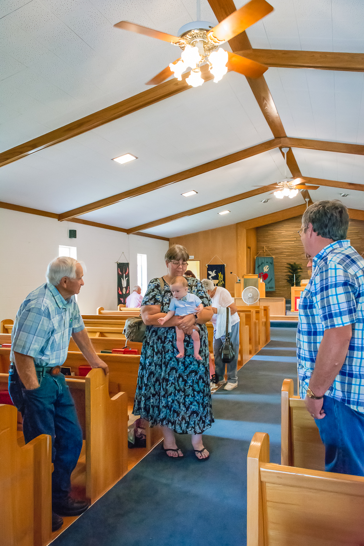 United Methodist Church, Capron, Oklahoma © Nicole Bradshaw Photography 2017