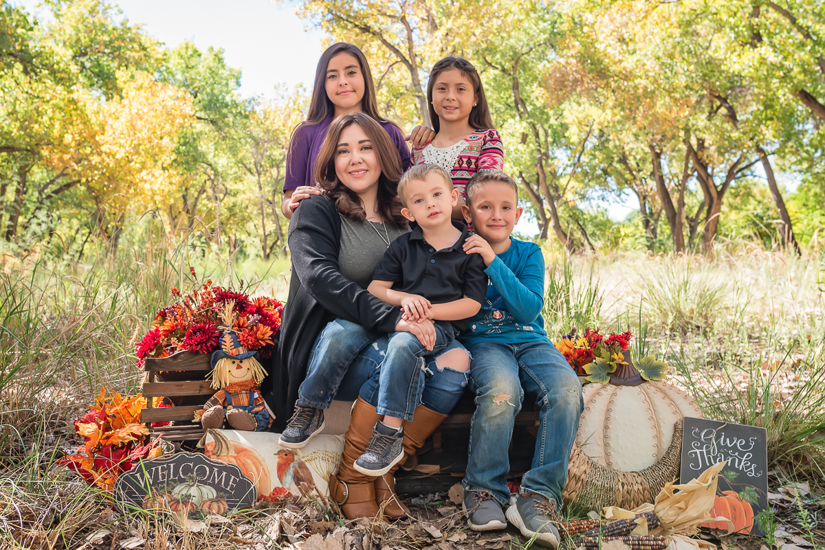 © Nicole Bradshaw Photography 2019; Fall Mini Sessions in Los Lunas, NM; Fundraising for a Children's home, Los Lunas Photographer, Belen Photographer, Rio Rancho Photographer, Socorro Photographer, Southwest Wedding Photographer, Ruidoso Wedding Photographer