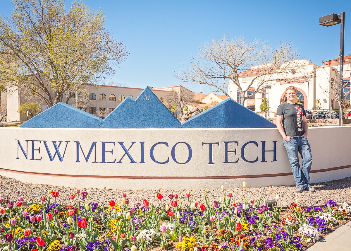 © Nicole Bradshaw Photography 2016; Kenneth's New Mexico Tech Graduation- Socorro, New Mexico; Socorro Senior Photographer, Los Lunas Senior Photographer, Belen Senior Photographer, Albuquerque Senior Photographer, Rio Rancho Senior Photographer, Santa Fe Senior Photographer