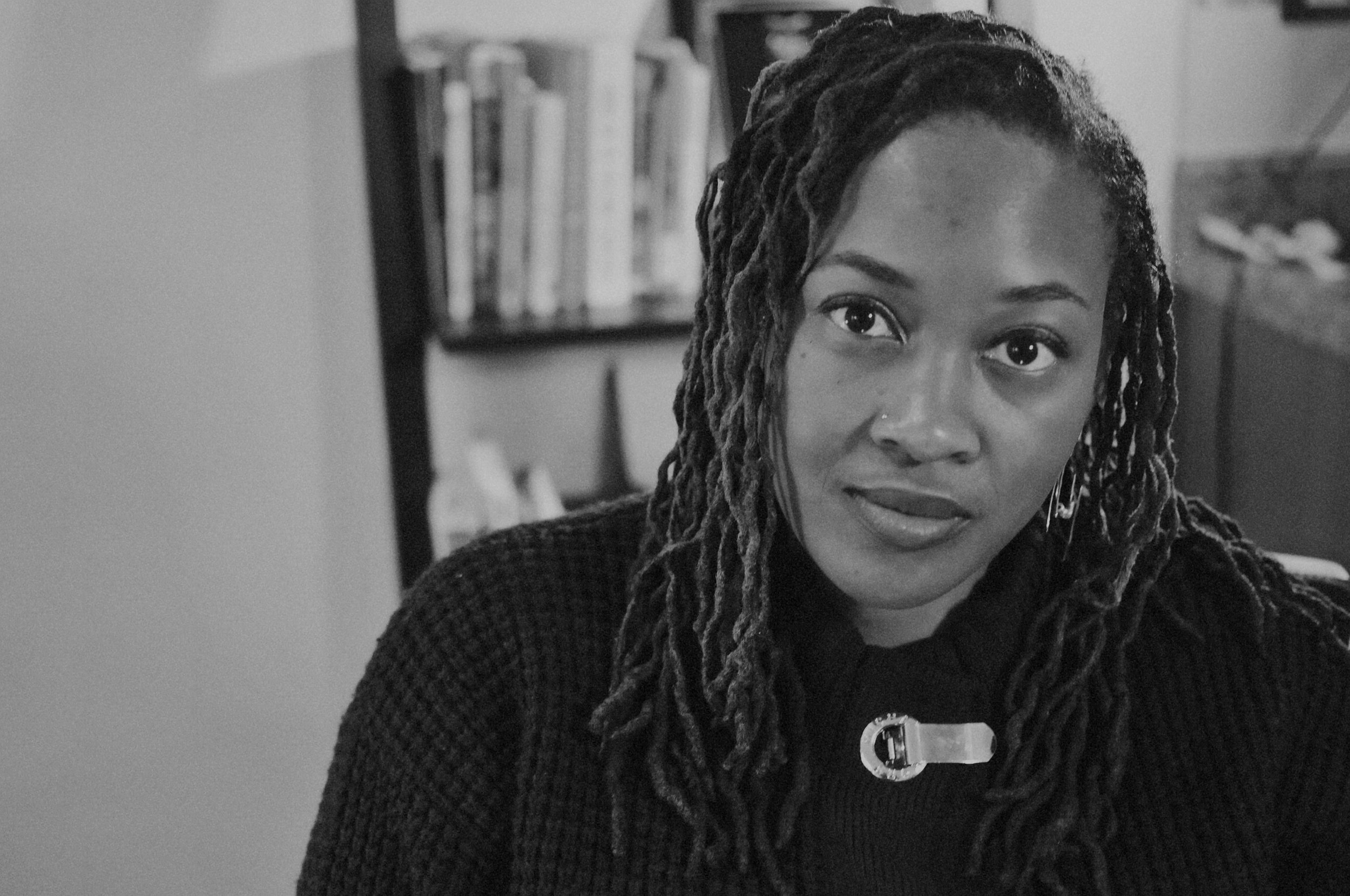 photo: Lina Cherfas   Naomi Jackson is the author of    The Star Side of Bird Hill   , published by Penguin Press in June 2015. The novel w  as nominated for an NAACP Image Award and the Hurston/Wright Legacy Award, and long-listed for the National Book Critics Circle's John Leonard Prize, the Center for Fiction's First Novel Prize, and the     International Dublin Literary Award, among other accolades.     Naomi studied fiction at the Iowa Writers' Workshop. She traveled to South Africa on a Fulbright scholarship, where she received an M.A. in Creative Writing from the University of Cape Town. She is a graduate of Williams College. Naomi's work has appeared in literary journals and magazines in the United States and abroad. She is the recipient of residencies and fellowships from Bread Loaf, MacDowell Colony, the University of Pennsylvania's    Kelly Writers House   ,    Hedgebrook   , and the    Camargo    Foundation.    Naomi has taught at the University of Iowa, University of Pennsylvania, City College of New York, and Oberlin College. She is currently the Visiting Writer at Amherst College. Jackson     was born and raised in Brooklyn by West Indian parents.