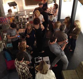 Image: haleARTS S P A C E, courtesy of LA Art Party