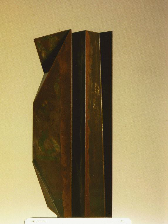 Sóller III, 2001. Acer. 76 x 33 x 20 cm