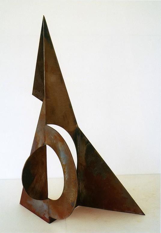 Santa Monica II, 1998. Acer. 56 x 36 x 41 cm