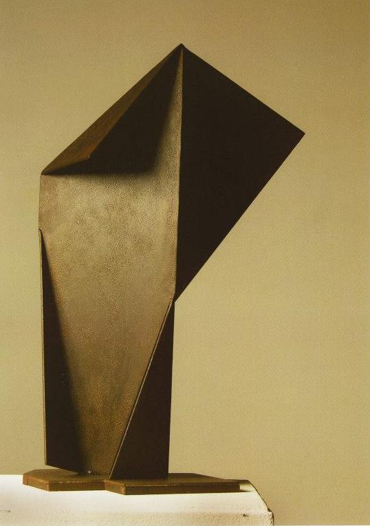 Sóller I, 2000. Acer. 61 x 43 x 26 cm