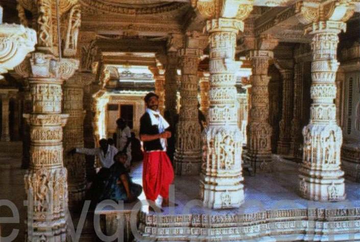 Jain Temple, Mount Abu, India