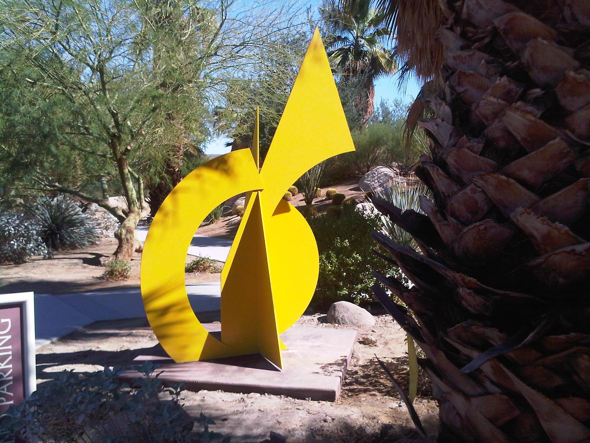 at Palm Springs Desert Museum