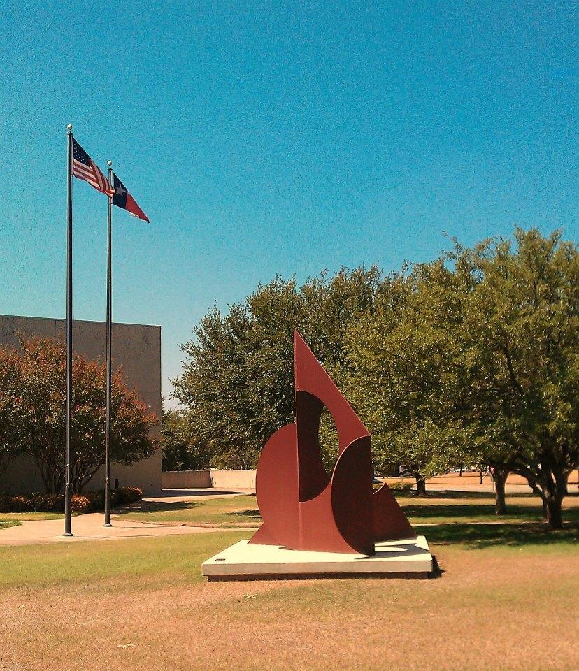"J.J. Jake Pickle Research Center, Austin, Texas, ""Kaikoo XV"""