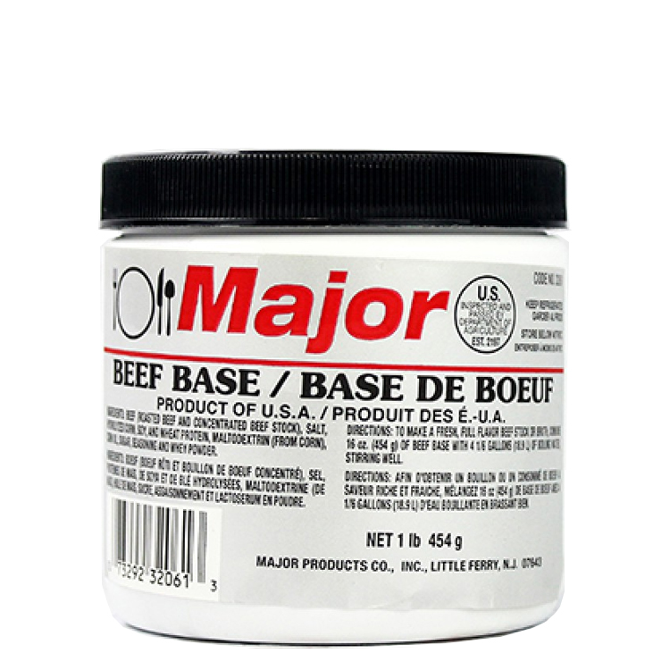 BEEF BASE NO MSG