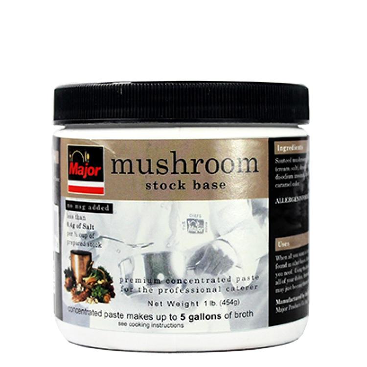MUSHROOM BASE NO MSG
