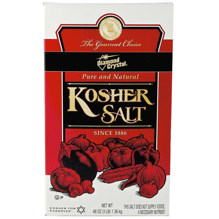 KOSHER SALT 1.36kg