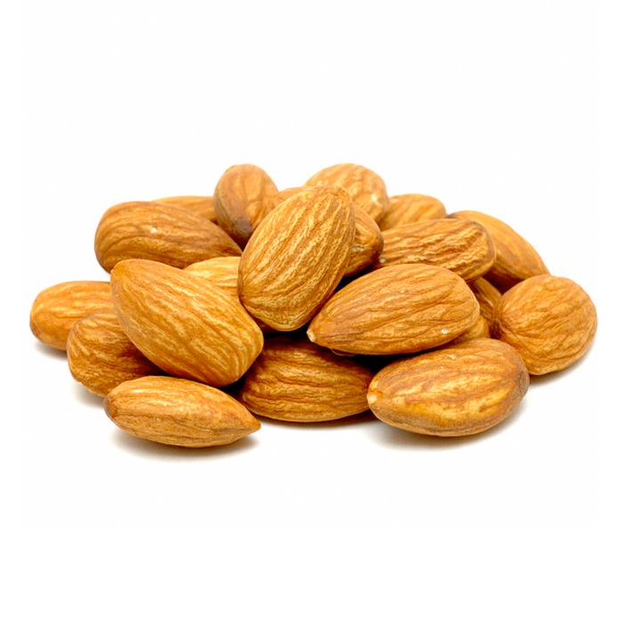 WHOLE ALMONDS UNBLANCHED