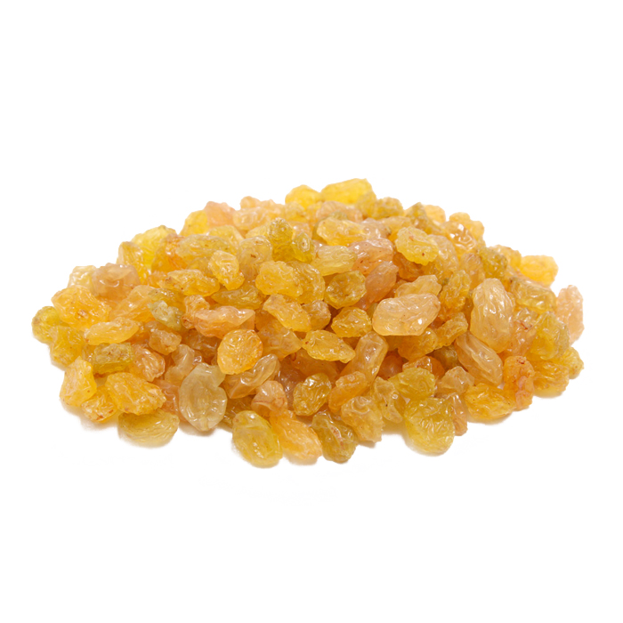 SEEDLESS GOLDEN RAISINS