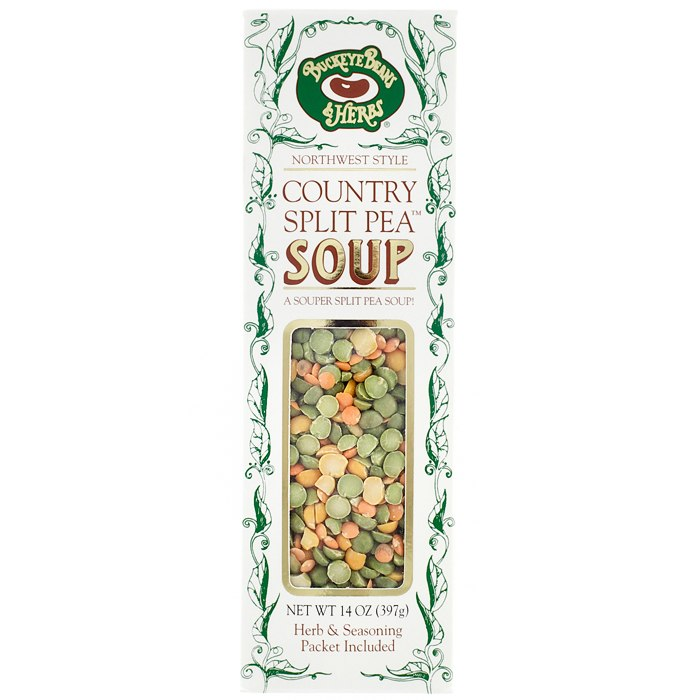 COUNTRY SPLIT PEA SOUP, 397g