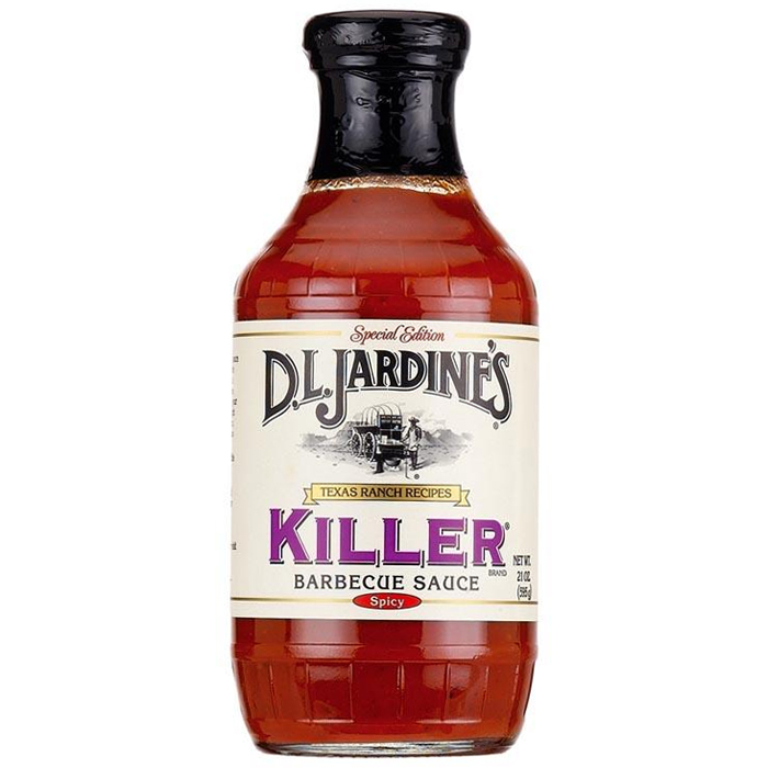 KILLER BBQ SAUCE, 510g