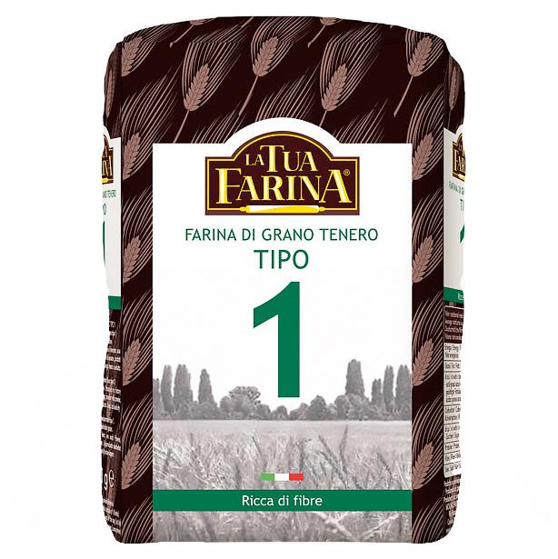 FLOUR - TIPO 1, 1Kg