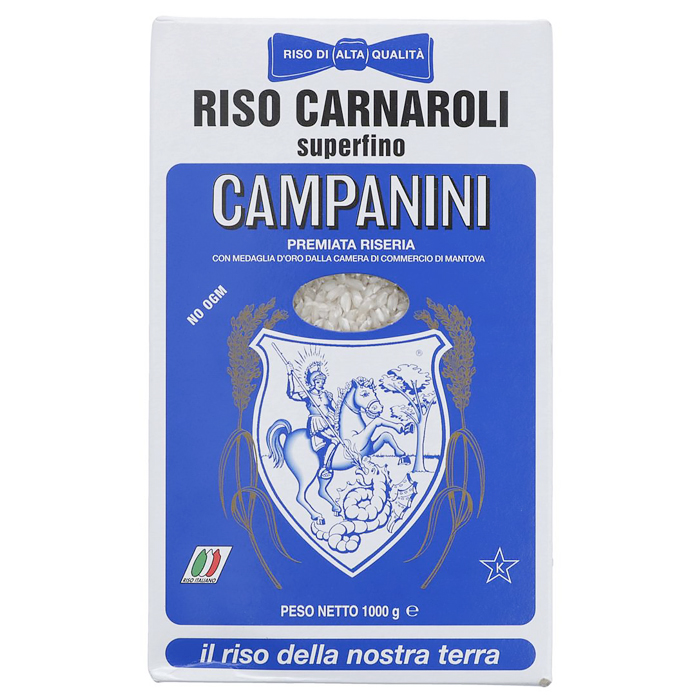 ARBORIO CARNAROLI RICE, 1kg