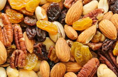 NUTS & SUNDRIED FRUITS