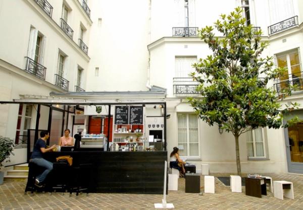 Honor Cafe à Paris