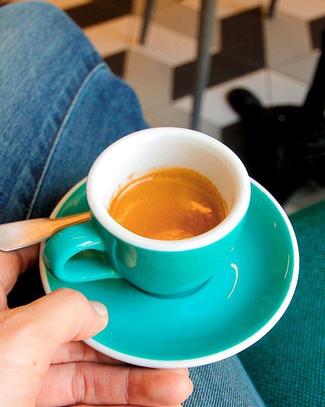 Avant d'ouvrir votre coffee shop, assurez-vous d'avoir des objectifs pour la suite. Est-ce que vous pensez ouvrir plusieurs coffee shops ? Vendre celui que vous allez ouvrir après un an ou deux d'activité ? Travailler dans votre unique coffee shop au quotidien pendant 10 ans ? Quoi que vous planifiez, assurez-vous que le coffee shop réponde à vos objectifs de vie en général ! Ce serait dommage que vous vous sentiez coincé-e dans un lieu dont vous n'appreciez pas le travail quotidien... #CoffeeShop #Business #BusinessPlan #Espresso #SpecialtyCoffee
