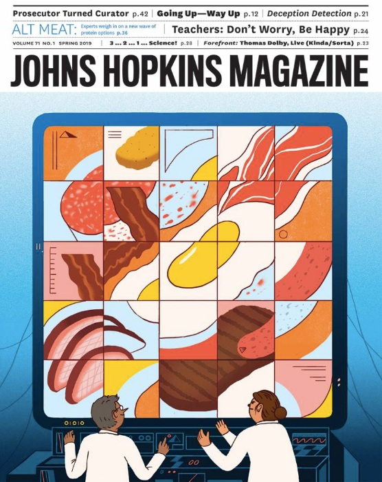 3/18/2019 : My research (and that of my colleagues at the Berman Institute of Bioethics) is featured in the cover story of the Spring issue of  Johns Hopkins Magazine.