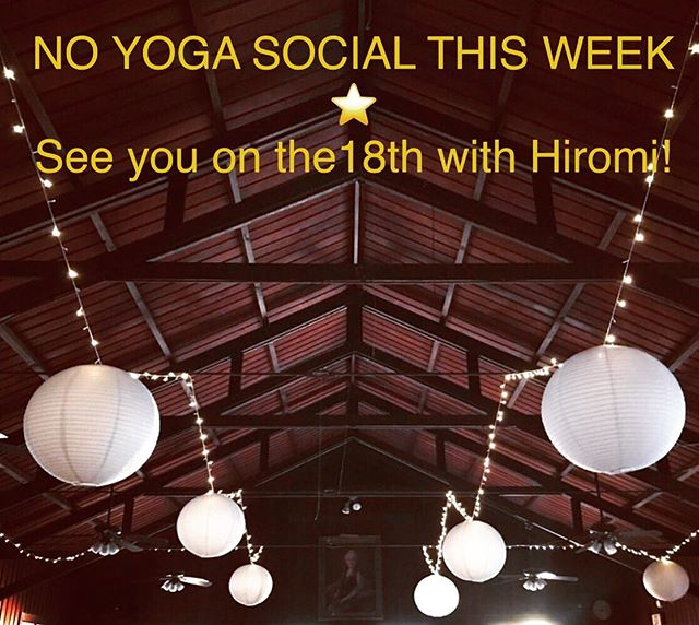 Hey y'all~  we are taking a break this week to tend to some self-care. We'll be back on July 18th with @yogahime.  Hiromi will lead us through our only Yoga Social in July! ☀️ Hope you're all hitting the mat where and when you can. We look forward to seeing you soon. 💫 #yoga #yogasocial #donationyoga #redondobeach #southbay  #womansclubofredondobeach #selfcare