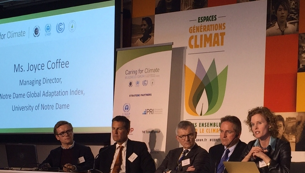 Climate Resilience Consulting Speaking Engagements — Climate
