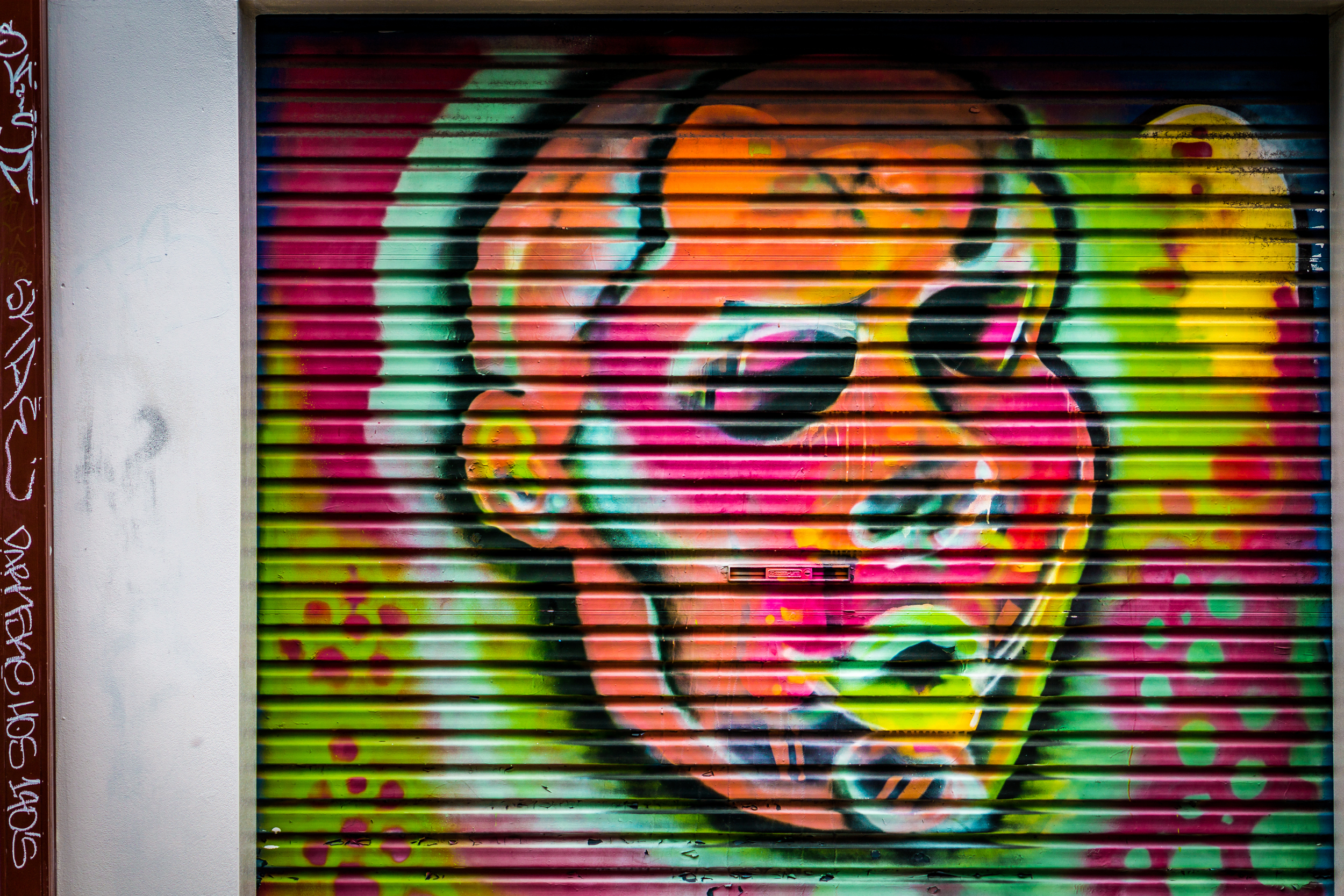 Sydney - St Peters - Street Art - Pucker Up.jpg