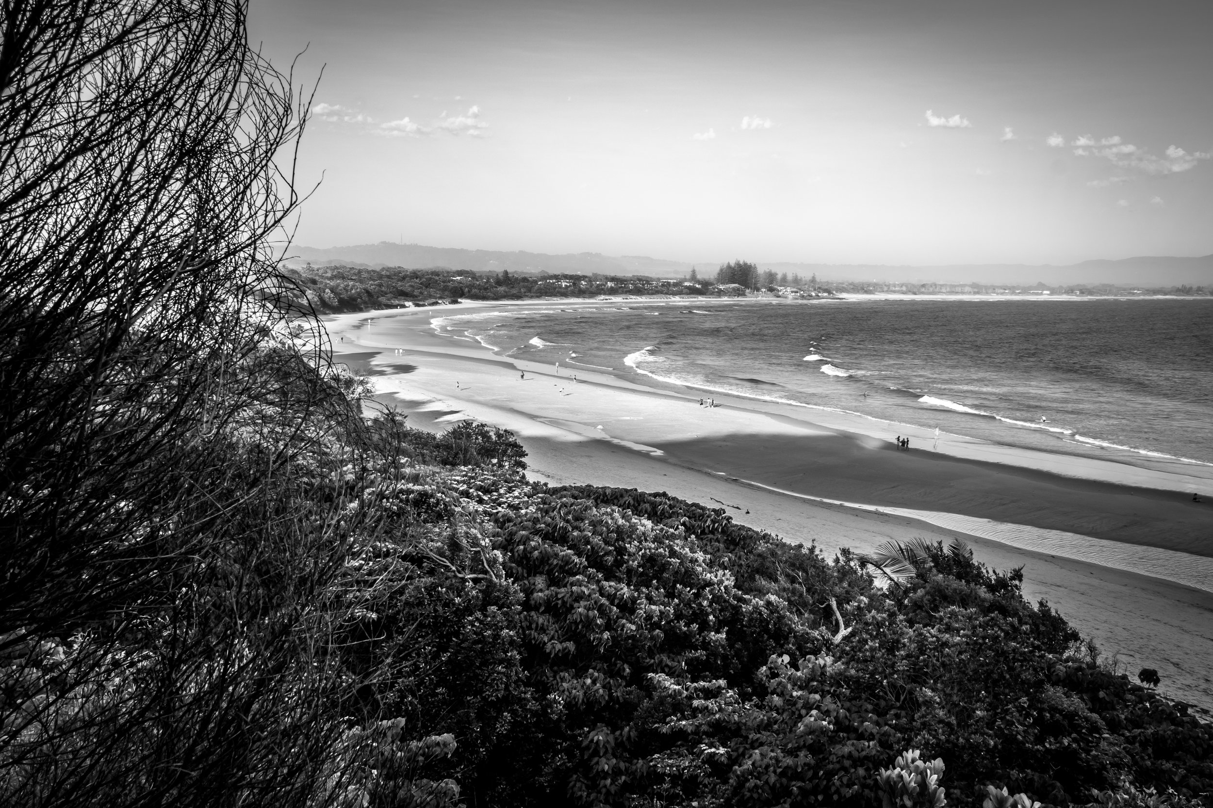 The view from Cape Byron Walking Track