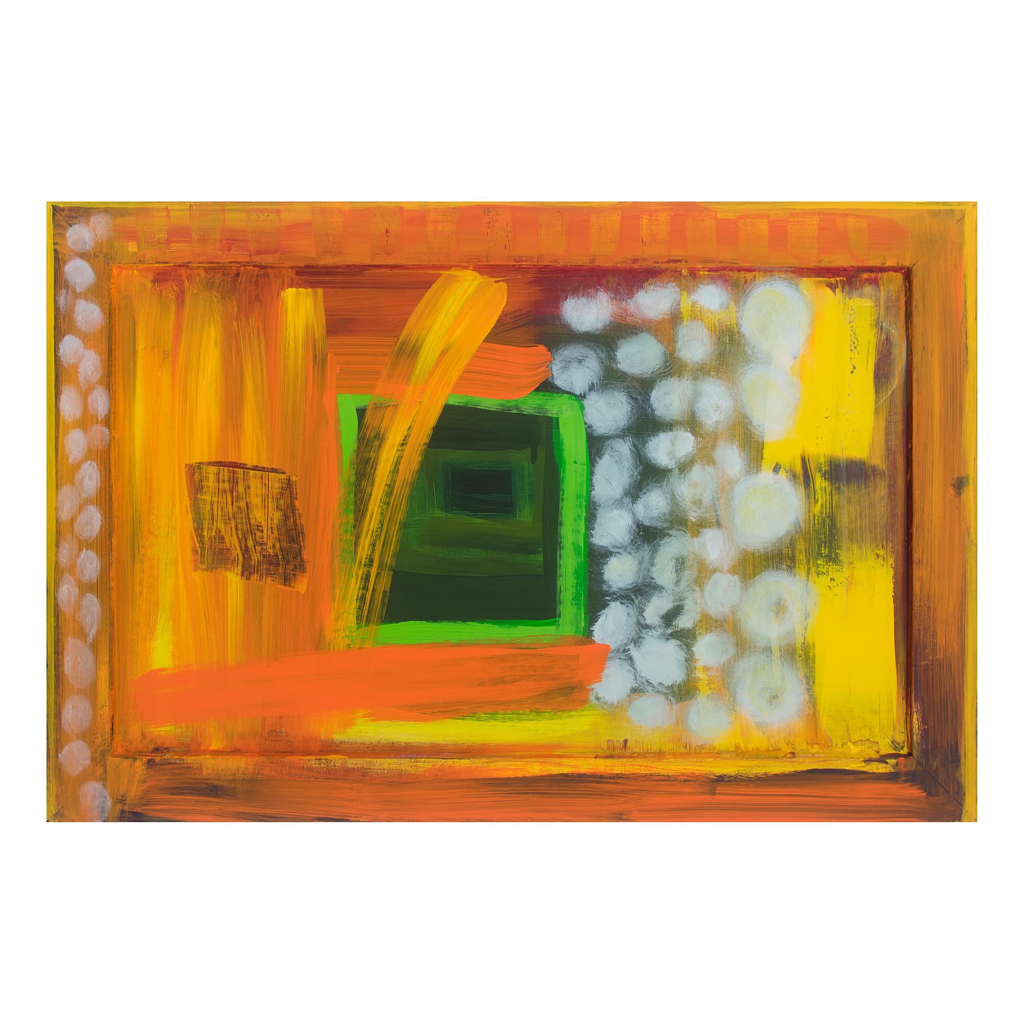 WN255. As an Orange on a Tree