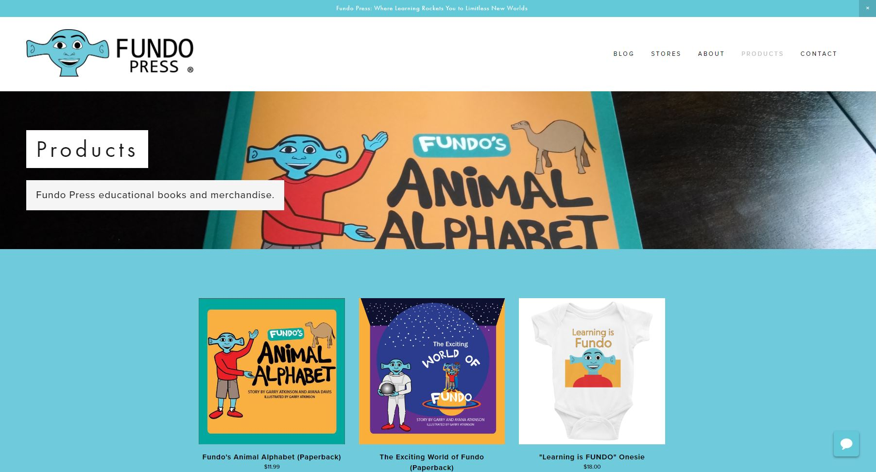 Web Design and Book Illustration(Click Image to see more)  Client: Fundo Press LLC